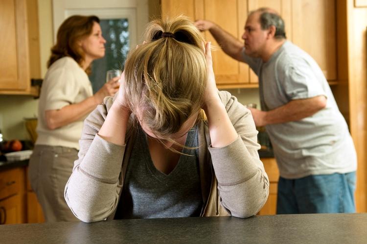 как выйти из семейного конфликта